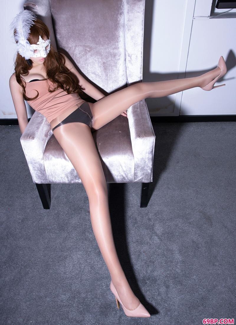 美腿超模第581期假面女皇_西西人体艺术88