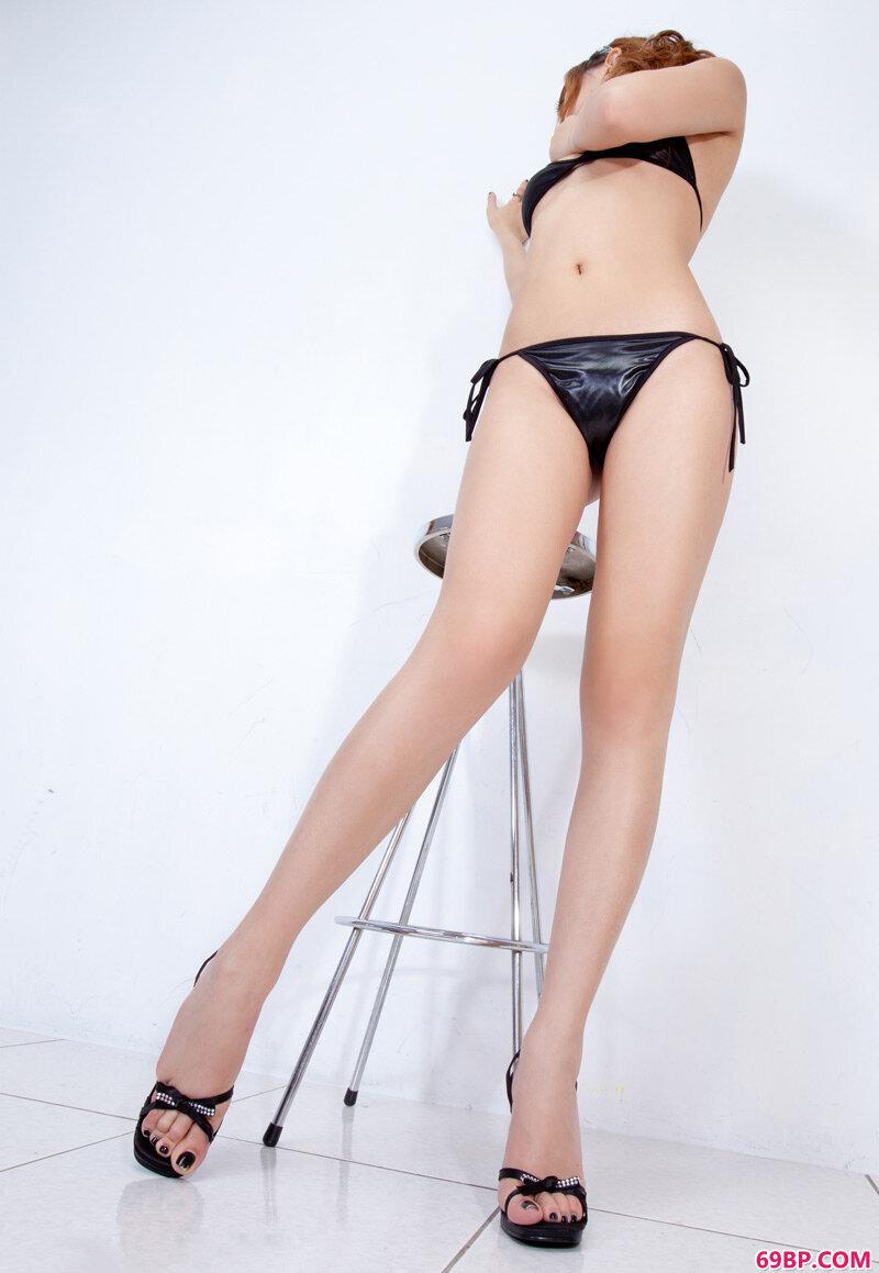 美腿嫩模第177期Emmie_西西人体噜巴管