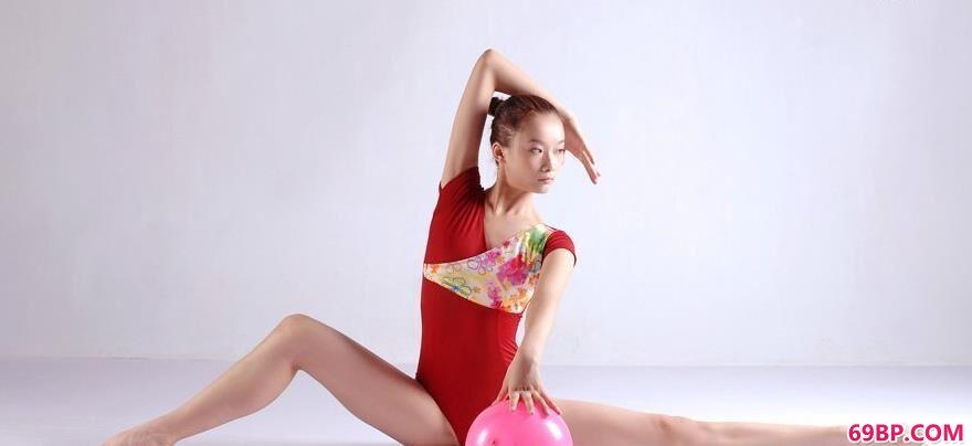 广东艺术体操队队员艺术体操3